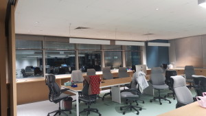 Office @ China Square Central - Aluminium Blinds (8)