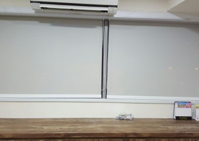 West Connect Building – Office Roller Blinds