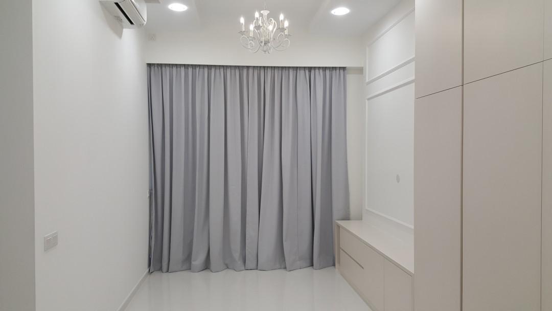 Skywood Condo Day And Night Curtains Singaporemtm Curtains