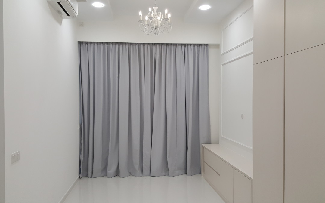 Skywood Condo – Day and Night Curtains