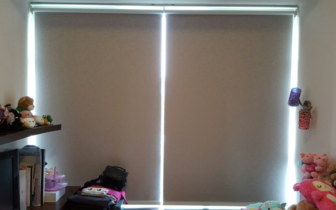 Starville Condo – Roller Blinds