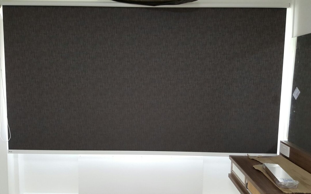 Tampines 4 Room HDB – Fabric Roller Blinds