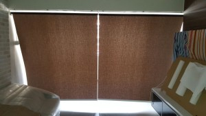 Tampines 4 Room HDB - Fabric Roller Blinds (3)