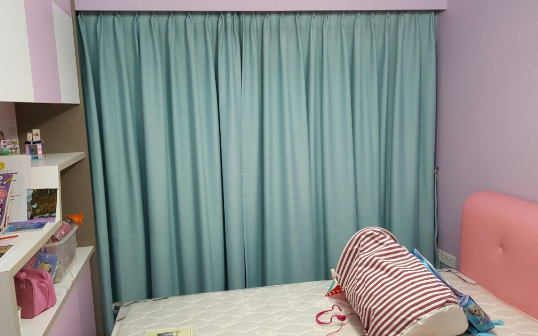 Waterway Cacasdia – Day & Dim Out Night Curtains
