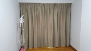 Waterway Woodcress - Day & Night Curtains (3)