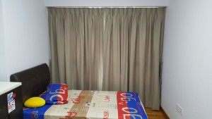 Waterway Woodcress - Day & Night Curtains (4)