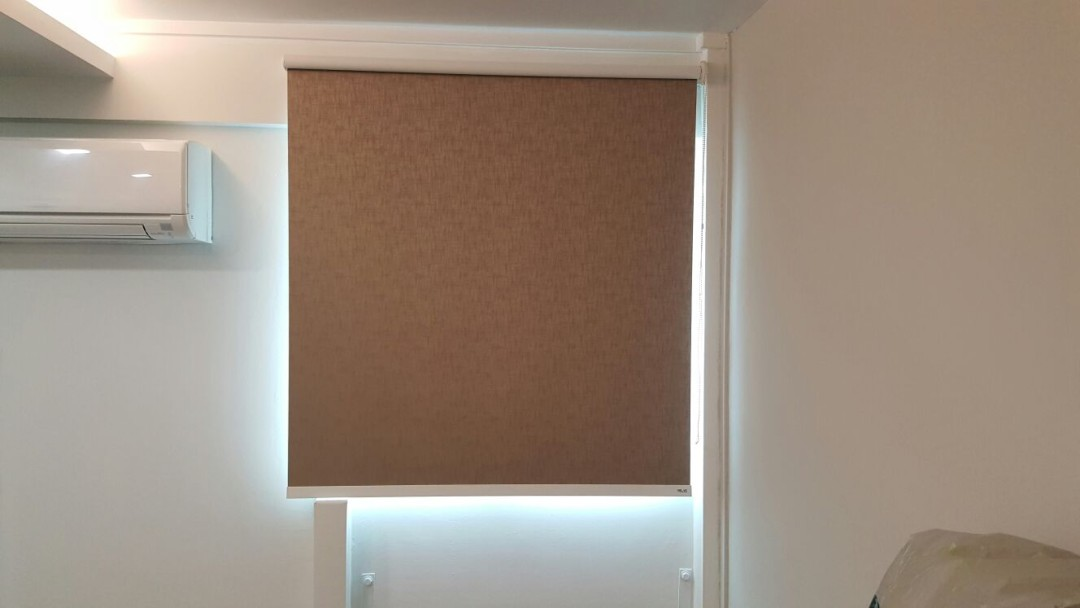 Whampoa HDB – Design Roller Blinds