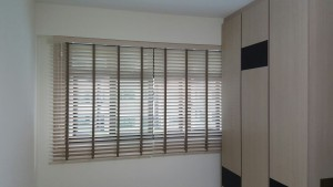 Yishun Angsana Breeze - Timber Venetian Blinds (2)