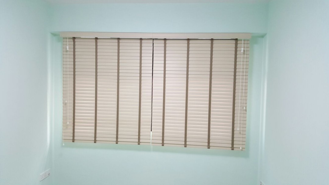 Yishun Angsana Breeze – PVC Venetian Blinds