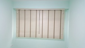 Yishun Angsana Breeze - Timber Venetian Blinds (3)