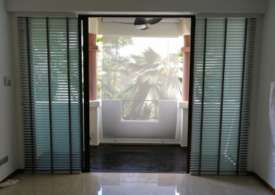 Amaninda @ Thomson – Timber, roller and outdoor blinds