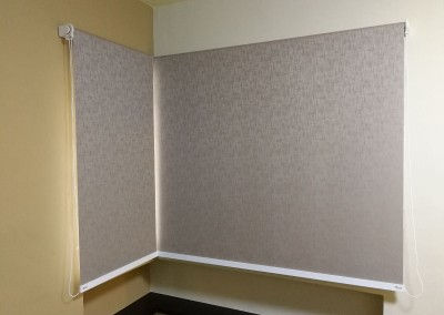 CCK Crescent – Beige Design Roller Blinds