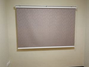 CCK Crescent - Beige Design Roller Blinds (4)