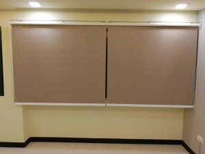 CCK Crescent - Beige Design Roller Blinds (5)