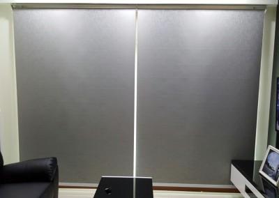 Compassvale Mast – blackout design roller blinds