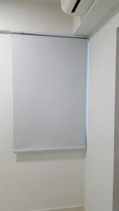 Q-Bay - Plain PVC Roller Blinds (1)