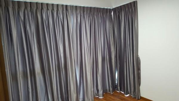 Q Bay Shimmer Night Curtains Singaporemtm Curtains