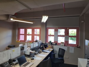 Zouk Office - Roller Blinds (1)