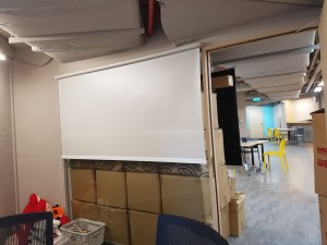 Zouk Office - Roller Blinds (4)