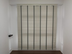 PVC Venetian blinds - Room 1 @ Tampines Green Ridges