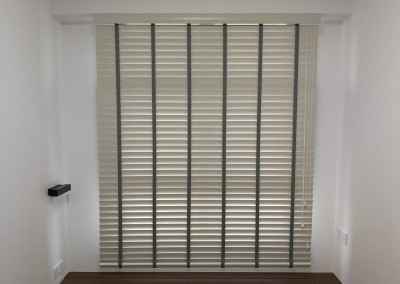 Tampines GreenRidges – PVC Venetian Blinds