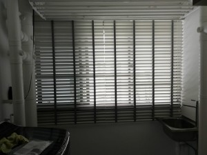 PVC Venetian blinds - Serviceyard @ Tampines Green Ridges