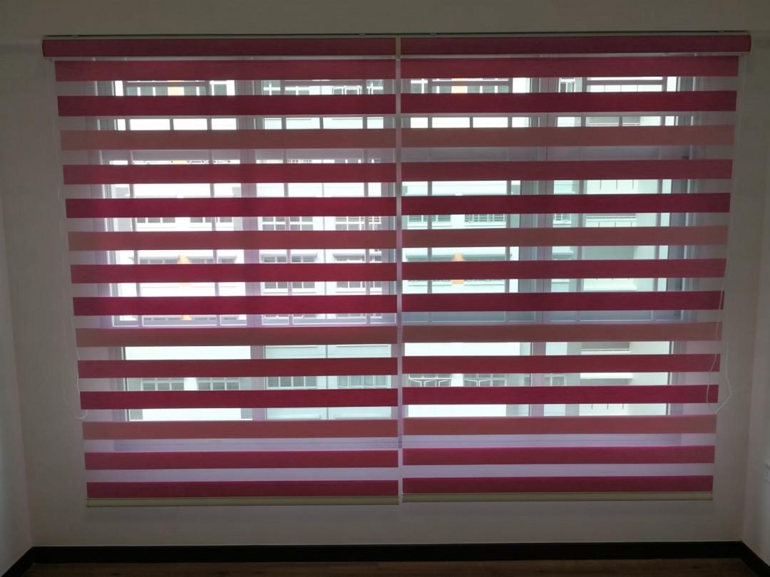 Macpherson Spring – Rainbow Blinds