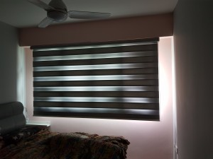 Semi Auto (Hold Down) Combi Blinds (10)