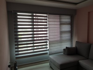 Semi Auto (Hold Down) Combi Blinds (3)
