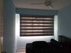 Semi Auto (Hold Down) Combi Blinds (5)