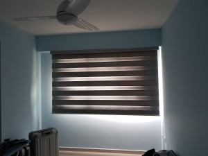Semi Auto (Hold Down) Combi Blinds (8)