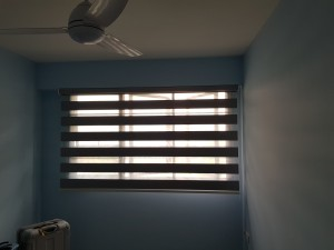 Semi Auto (Hold Down) Combi Blinds (9)
