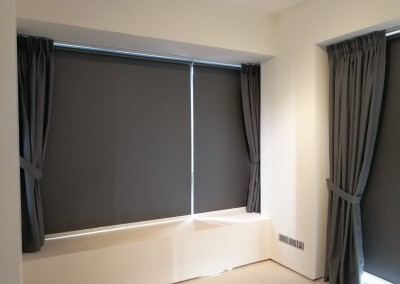 Blackout Curtains – Seal Technology @ Lumiere