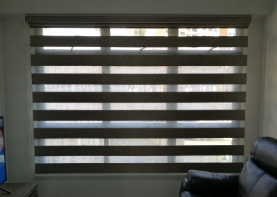 Korean Combi Blinds @ Fernvale Woods
