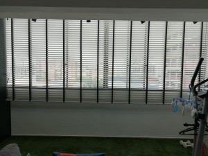 PVC Venetian Blinds Easy Lift & Privacy @ 407 hougang ave 10 #12-1092  (2)