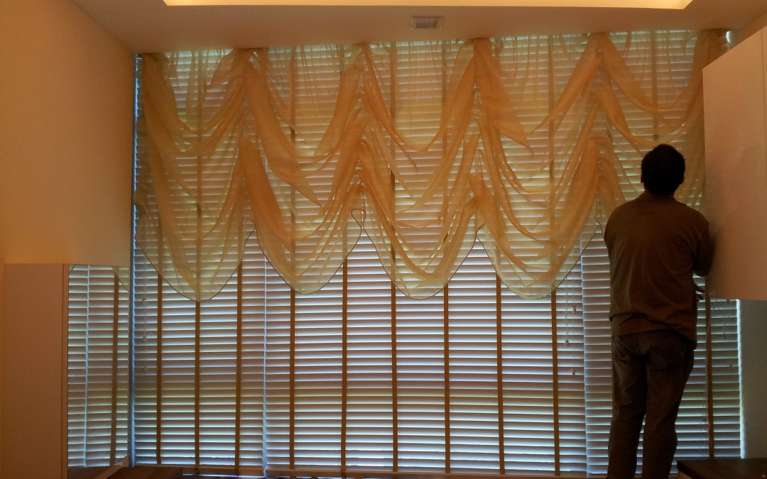 Beautifying your windows with Curtains