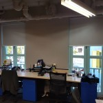 office blinds | office roller blinds | singapore mtm curtains | commercial blinds