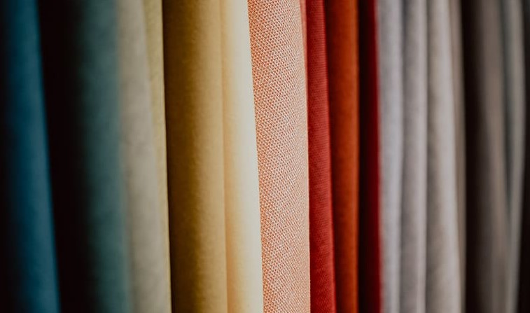 Curtain materials and types