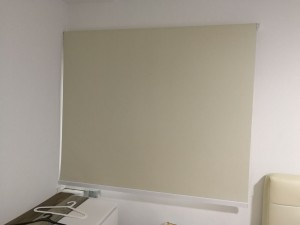 Creme Roller Blinds Installation at Toa Payoh HDB (4)