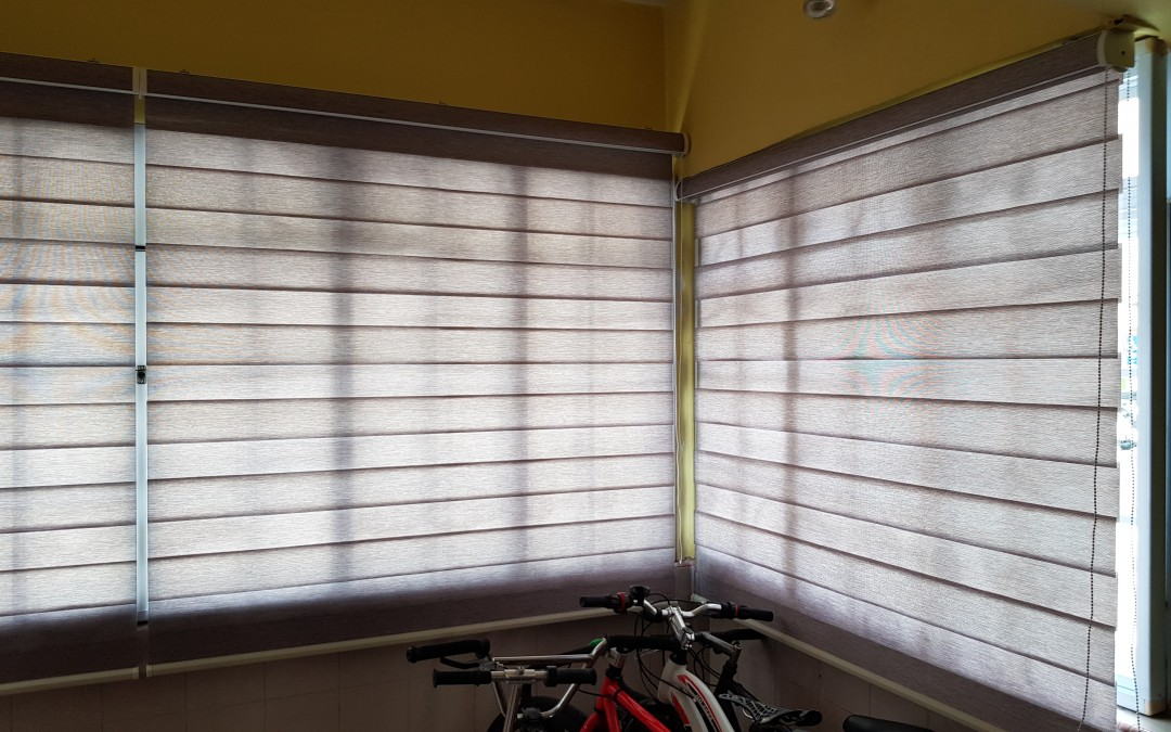 Combi blinds at Lor Ah Soo