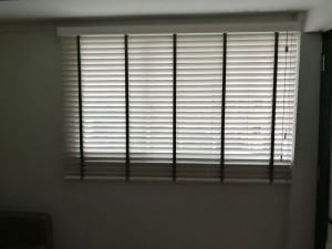 venetian blinds installation work (1)