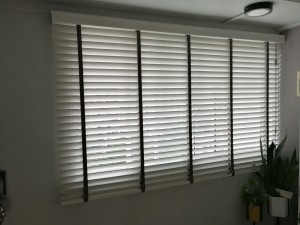 venetian blinds installation work (4)